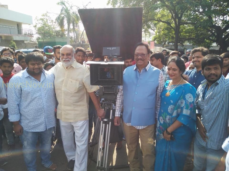 Adivi Sesh's 2States Movie Opening