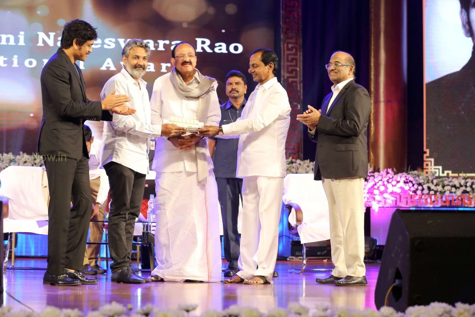 ANR AWard to Rajamouli