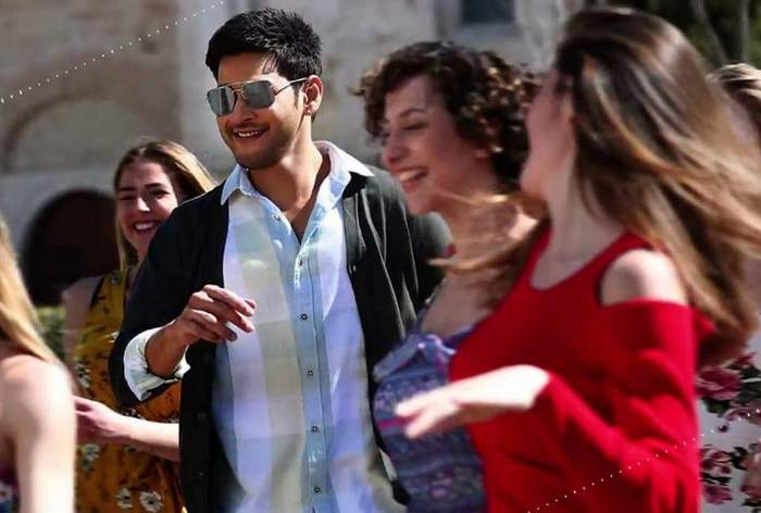 'Bharat Ane Nenu' Movie Stills...