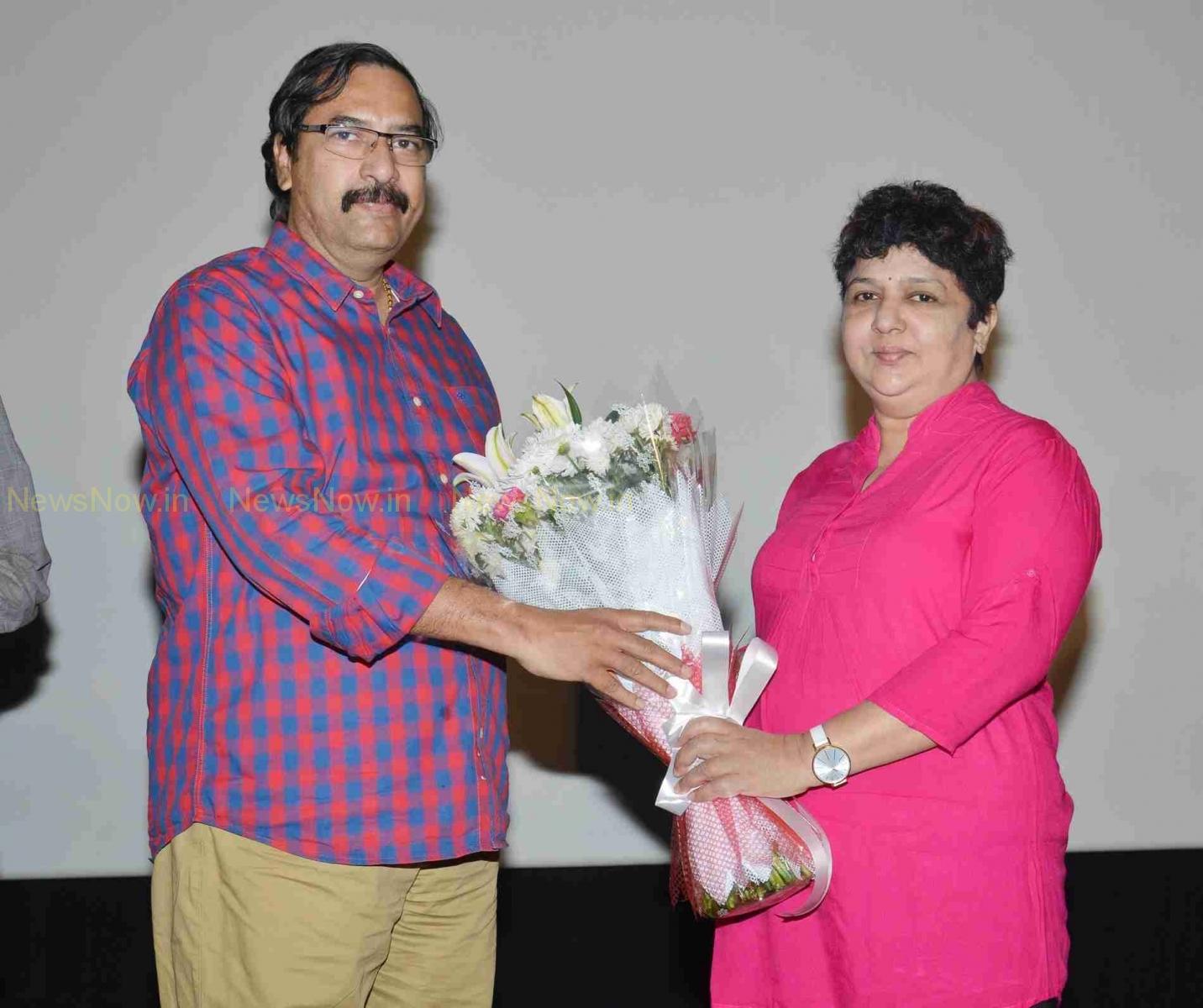 Director Kasi Vishwanath Felicitation