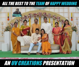Happy Wedding Movie Stills