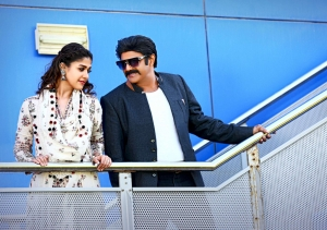 NBK's JaiSimha Movie Stills