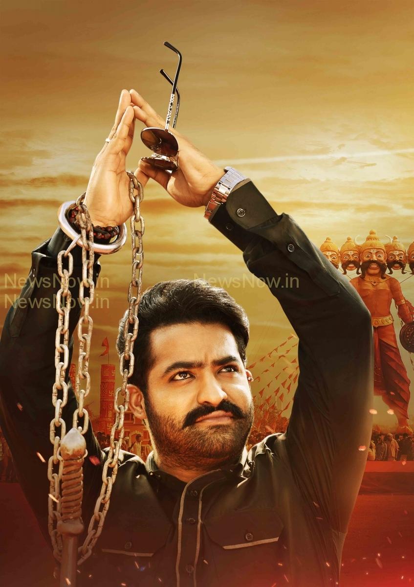 Jr.NTR's Jai Lava Kusha Movie Stills