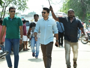 Kalyanram's MLA Movie stills