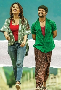 Krishnarjuna Yiddham Movie Stills