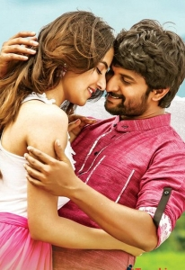 Krishnarjuna Yuddham Movie Stills