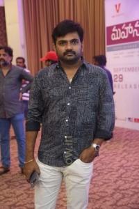 Mahanubhavudu Movie Pre Release Function