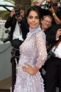 Mallika Sherawat @ Cannes Film Festival 2018