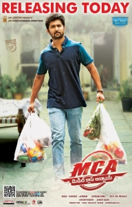 Nani's MCA 2nd week Movie Stills