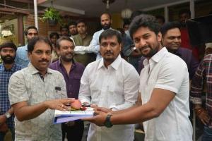 Nani-Dil Raju's MCA Opening Pics