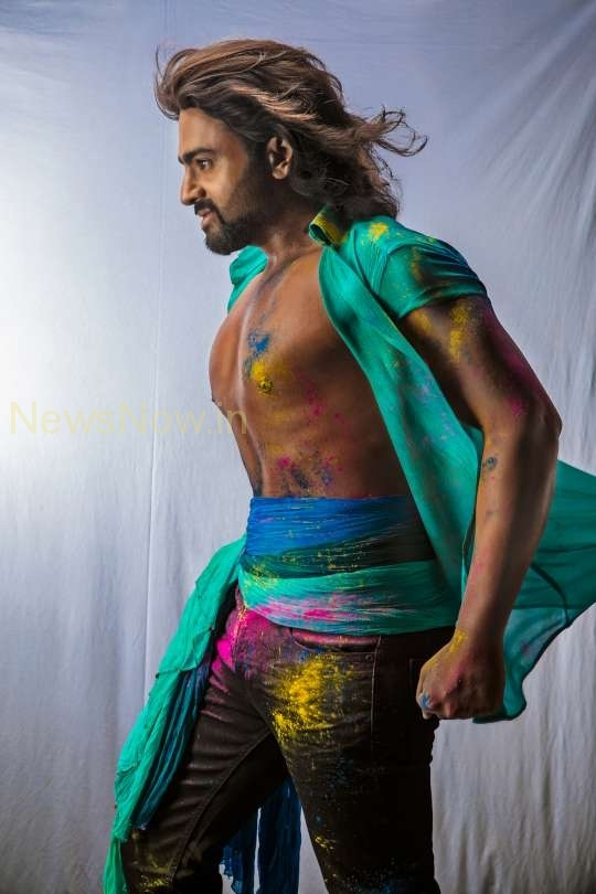 Nara Rohit 'BALAKRISHNUDU' First Look