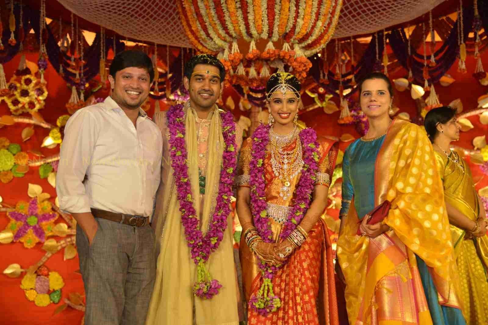 Nimmagadda Prasad daughter marriage