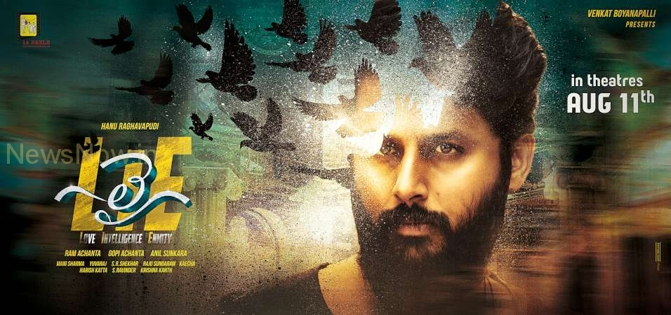 Nithiin & Arjun LIE Movie Stills