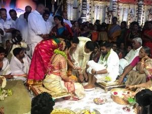 Paritala Sriram Wedding