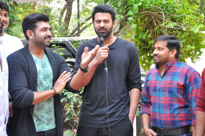 Prabhas@Crime23 Trailer Launch