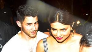 Priyanka Chopra-Nick Jonas Latest Pics.