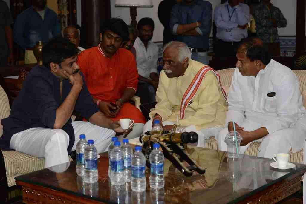 Pwan Kalyan meets Mr.Dattatreya
