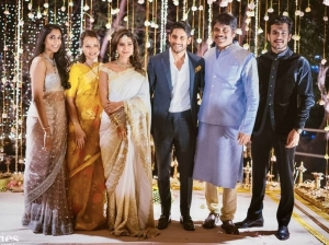 Samantha & Naga Chaitanya Wedding