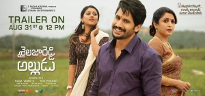 Shailaja Reddy Alludu Movie Stills