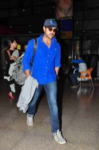Spotted: Ramcharan