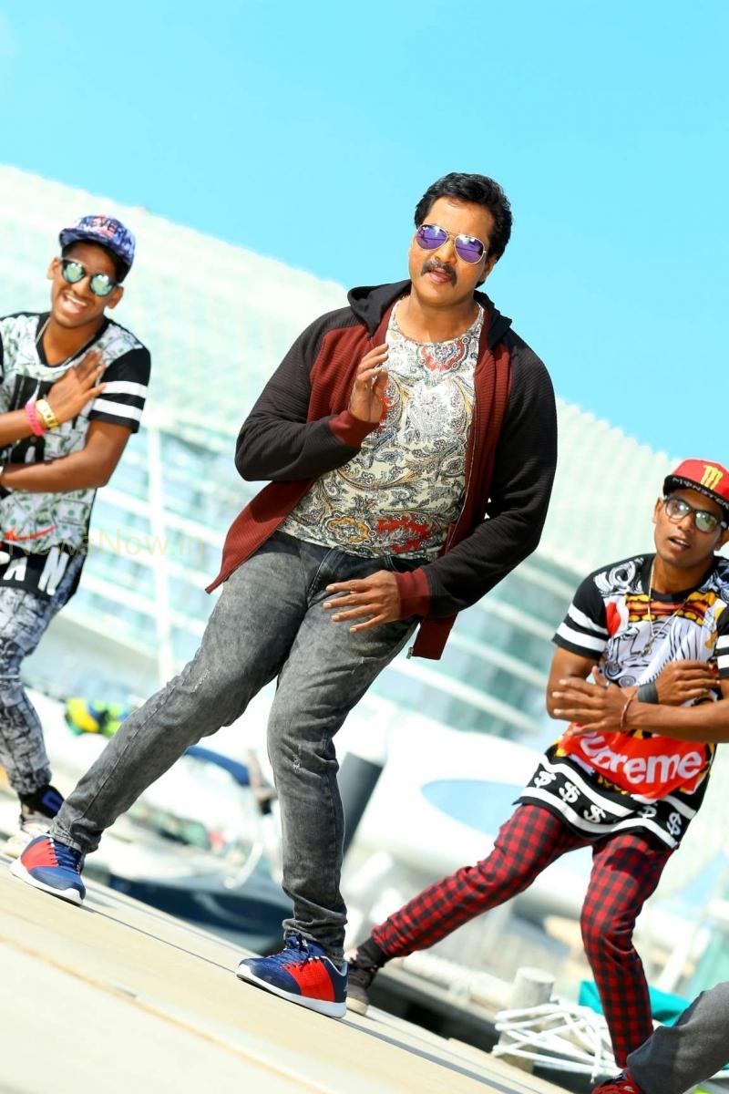 Sunil's Ungarala Rambabu Movie Stills