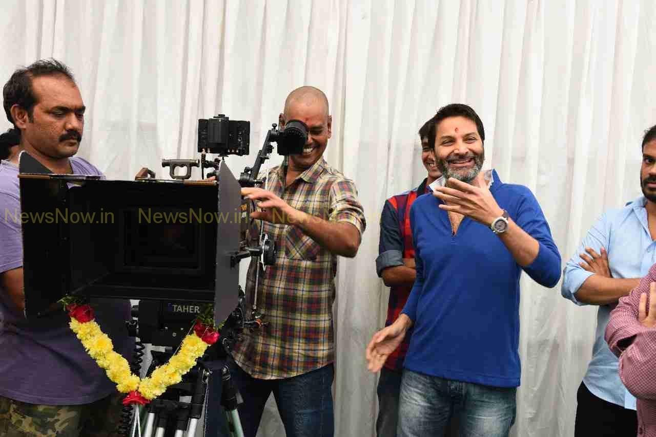 Trivikram-Nitin-Pawan Movie Launch