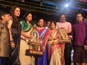 TSR Award to Jamuna