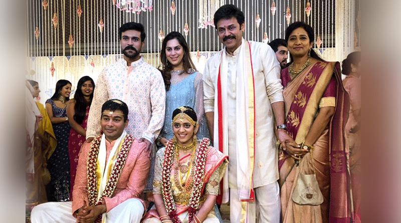 Venkatesh Daughter Marriage Photos